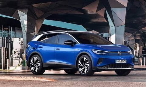 ID.4: Τo νέο ηλεκτρικό SUV της VW ξεκινά στην Ελλάδα από 41.139 ευρώ με την επιδότηση