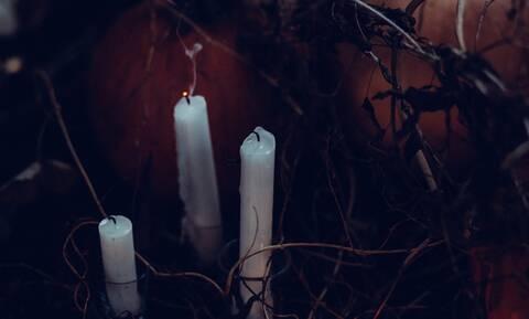 Μαύρη μαγεία και τελετές σε μνημείο της Πελοποννήσου (pic)