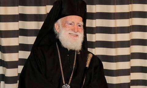 Κρήτη: Δύσκολες ώρες για τον Αρχιεπίσκοπο Ειρηναίο - Παραμένει σταθερά στην εντατική