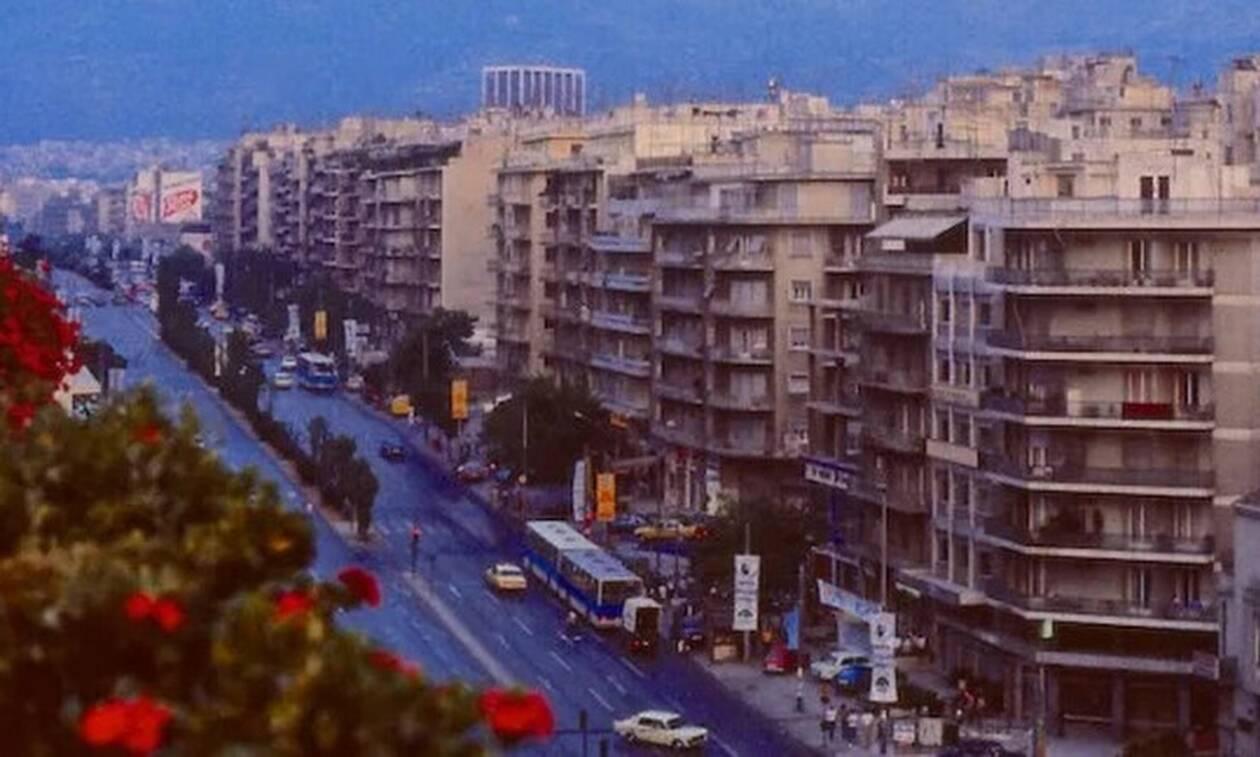 Αθήνα: Σπάνια πλάνα από την πρωτεύουσα όπως δεν την έχεις ξαναδεί!