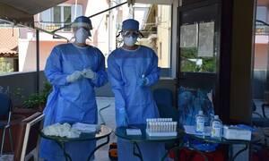 Κορονοϊός: Συναγερμός σε γηροκομείο της Αθήνας - Δεκάδες θετικά κρούσματα