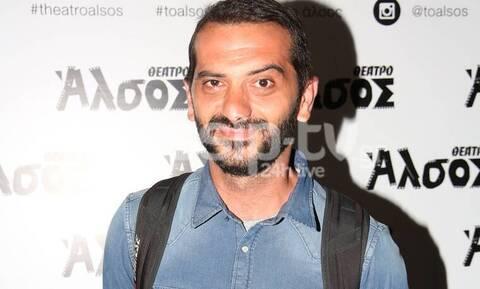 Λεωνίδας Κουτσόπουλος: Η φωτό του που έγινε viral! Δείτε τον... μπόμπιρα!