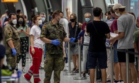 Γερμανία: Το Βέλγιο προστέθηκε στις «επικίνδυνες περιοχές» εξαιτίας του κορονοϊού
