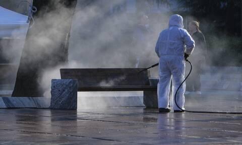 Κορονοϊός: Δραματική προειδοποίηση σε Θήβα και Χαλκίδα - «Μείνετε σπίτια σας»