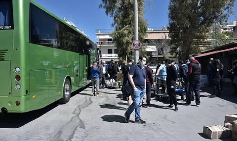 Κορονοϊός: Πρεμιέρα για τα ΚΤΕΛ στις αστικές συγκοινωνίες - Ποια δρομολόγια θα εκτελούν