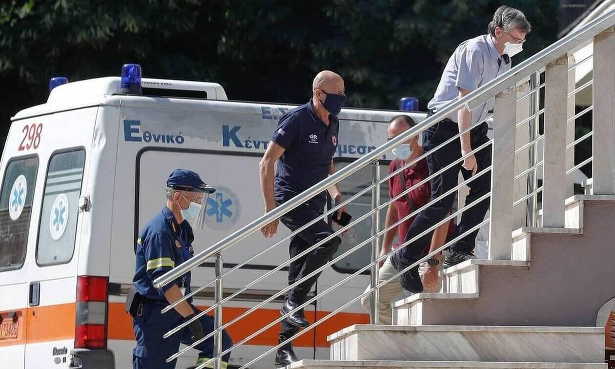 Κορονοϊός: «Βόμβα» Αρκουμανέα - «Κάποιοι νοσηλευτές στο γηροκομείο νοσούν εδώ και δυο εβδομάδες»