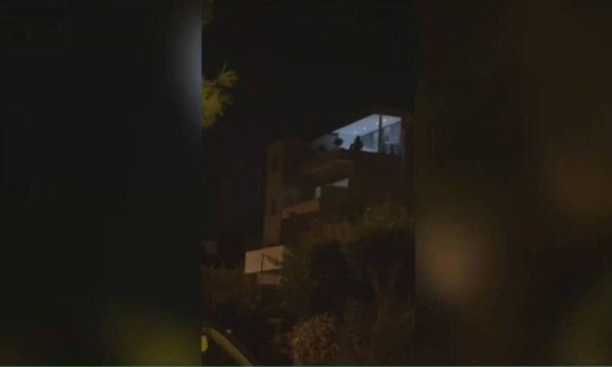 Κορονοϊός: Βίντεο ντοκουμέντο από πάρτι στην Αγ. Παρασκευή - Φώναζαν «θα με πάρουν τα ΜΑΤ»