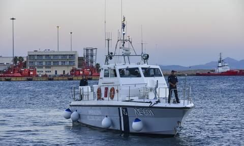 Συναγερμός στο Λιμενικό: Ακυβέρνητο σκάφος με μετανάστες νότια της Κρήτης
