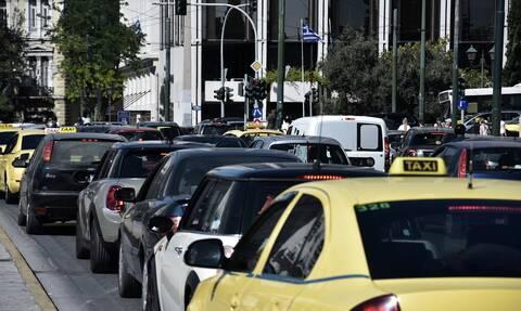 Κίνηση στους δρόμους: Σε ποια σημεία εντοπίζονται προβλήματα (pic)