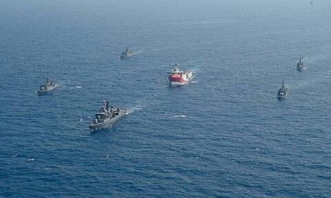 Νέα Navtex στην Ανατολική Μεσόγειο από την Τουρκία