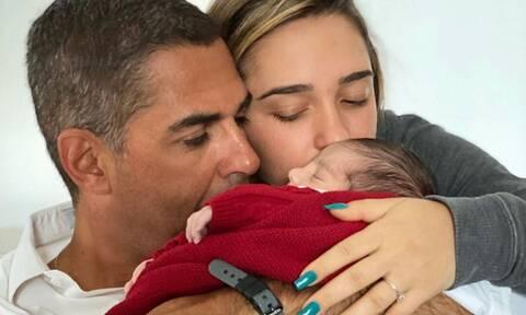 Alvaro de Miranda Neto: Δες τον χαριτωμένο γιο του