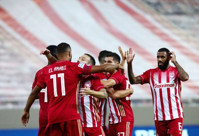 olympiacos ucl