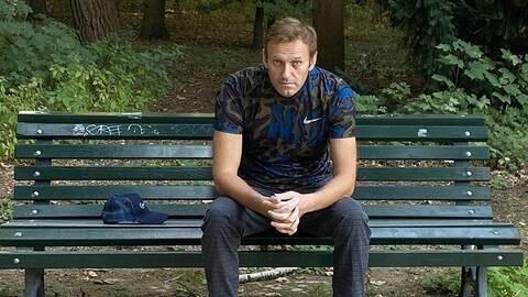 Ναβάλνι: «Ο Πούτιν βρίσκεται πίσω από τη δηλητηρίασή μου»