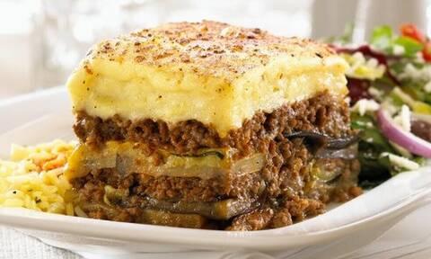 Τα ελληνικά φαγητά με τις περισσότερες θερμίδες