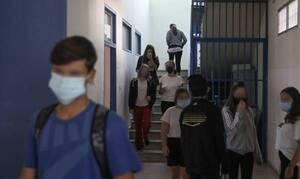 Κορονοϊός: Κλειστά σχολεία την Παρασκευή (2/10) – Η λίστα του υπουργείου Παιδείας