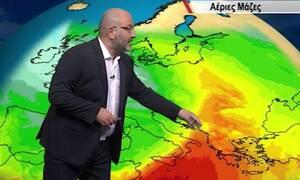 Καιρός - Αρναούτογλου: Εχει... καταιγίδες η Παρασκευή και μετά μουντό σκηνικό!