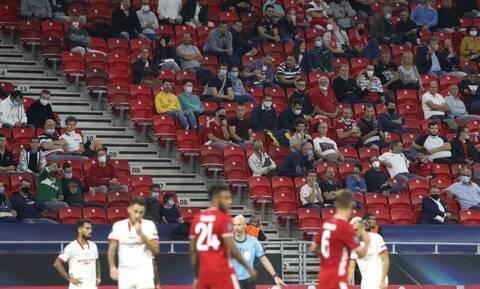 Η UEFA επιτρέπει κόσμο στα γήπεδα κόντρα στον κορονοϊό