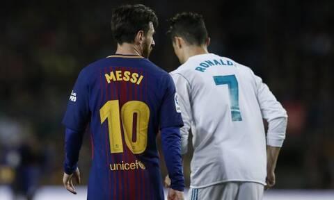 UEFA Champions League: Η «μάχη» Ρονάλντο- Μέσι κι ο κορυφαίος Λεβαντόφσκι