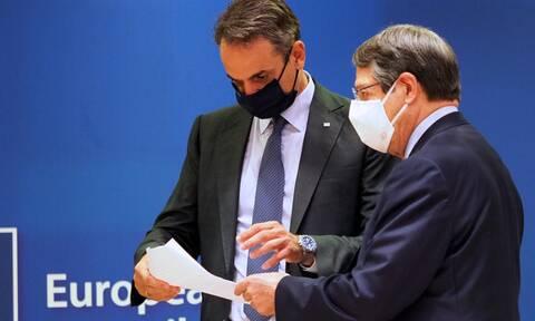 Σύνοδος Κορυφής: Αγωνία στις Βρυξέλλες! Έκτακτη συνάντηση Μητσοτάκη με Αναστασιάδη, Μέρκελ, Μακρόν