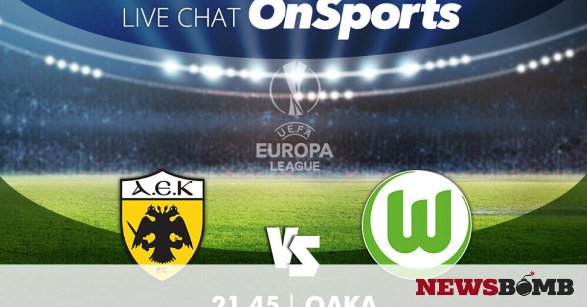 facebookAEK Wolfsburg live