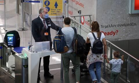 Κορονοϊός - Συναγερμός στο «Ελευθέριος Βενιζέλος»: Θετικοί στον ιό πέντε αστυνομικοί