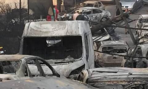 Φωτιά στο Μάτι: Στον ανακριτή ο Δήμαρχος Ραφήνας – Πικερμίου