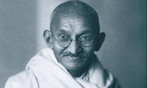 Μαχάτμα Γκάντι: Ο ειρηνιστής ηγέτης
