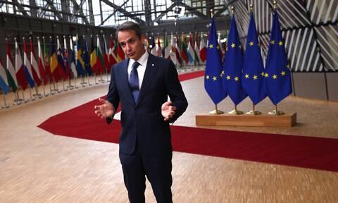 Σύνοδος Κορυφής: Ικανοποιημένος ο Μητσοτάκης - «Θα υπάρξουν κυρώσεις αν δεν συμμορφωθεί η Τουρκία»