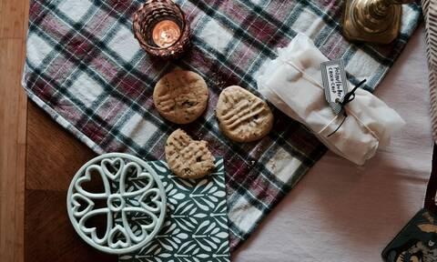 Συνταγή για τα πιο νόστιμα μπισκότα κανέλας