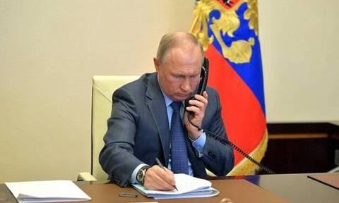 Путин назвал Трампа оптимистом и пожелал выздоровления от COVID