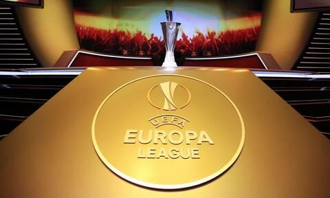 Η κλήρωση του Europa League – Οι αντίπαλοι της ΑΕΚ και του ΠΑΟΚ στους ομίλους
