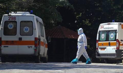 Κορονοϊός - Νεκρή 61χρονηγυναίκα στο «Αλεξάνδρα»
