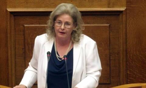 Ελένη Ζαρούλια: Η σύζυγος του Μιχαλολιάκου διορίστηκε στην Βουλή
