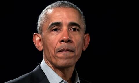 ΗΠΑ: Ο Ομπάμα απευθύνει τις «καλύτερες ευχές» του για ταχεία ανάρρωση στον Ντόναλντ Τραμπ