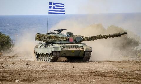 Αποστρατικοποίηση νησιών: Εθνικό έγκλημα οποιαδήποτε συζήτηση με την Τουρκία