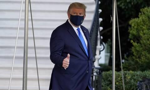 Κορονοϊός - Τραμπ: Σχεδόν όλοι οι άνθρωποι που ήταν δίπλα του είναι θετικοί στον ιό