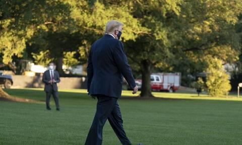 Κορονοϊός: Τι θα γίνει εάν ο Τραμπ δεν μπορεί να ασκήσει τα καθήκοντά του;