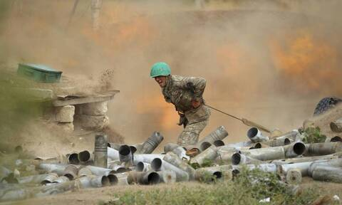 Ναγκόρνο - Καραμπάχ: Νέα επίθεση των Αζέρων με χερσαίες δυνάμεις