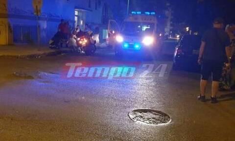 Φρικτό ατύχημα στην Πάτρα: Δούλευε τροχό και έκοψε τα δάχτυλά του (vid)