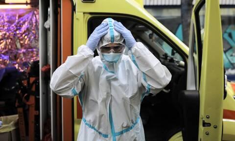 Κορονοϊός - Πέλλα: 11 κρούσματα στα  735 rapid tests - Αγώνας από τα κλιμάκια του ΕΟΔΥ