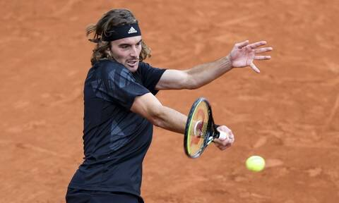 Στέφανος Τσιτσιπάς: Η ημέρα και η ώρα του επόμενου αγώνα στο Roland Garros