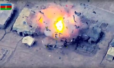 Ναγκόρνο Καραμπάχ: Τουλάχιστον 64 Σύροι μαχητές έχουν σκοτωθεί στις μάχες