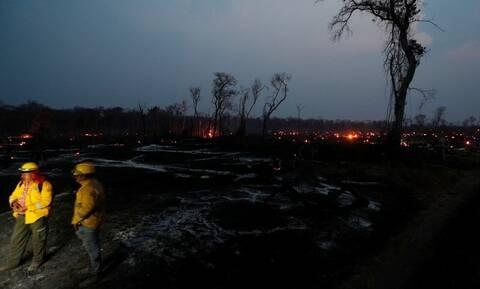 Βολιβία: Σε «κατάσταση καταστροφής» δύο περιφέρειες εξαιτίας δασικών πυρκαγιών