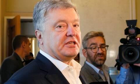 Ουκρανία: Σε νοσοκομείο με διπλή πνευμονία ο πρώην πρόεδρος Ποροσένκο λόγω κορονοϊού