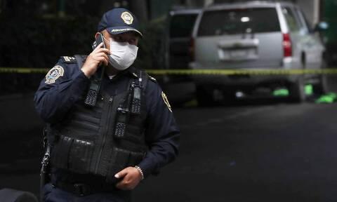 Μακελειό στο Μεξικό: Έξι νεκροί και έξι τραυματίες από πυροβολισμούς στην πρωτεύουσα