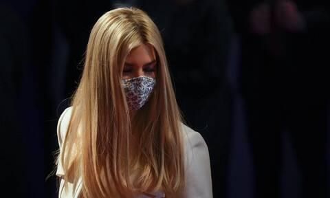 Κορονοϊός - Ντόναλντ Τραμπ: Το μήνυμα της Ιβάνκα στον πατέρα της