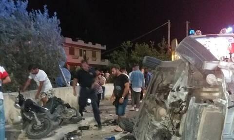 Τραγωδία στη Ρόδο: Νεκρός 43χρονος πατέρας - Πήγε να βοηθήσει σε τροχαίο και σκοτώθηκε