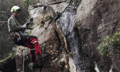 Διάσωση 45χρονου ορειβάτη στον Όλυμπο - Σε εξέλιξη επιχείρηση