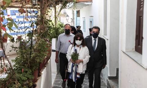 Σακελλαροπούλου: Η Κάρπαθος παραμένει ένας από τους τελευταίους θύλακες παραδοσιακού πολιτισμού