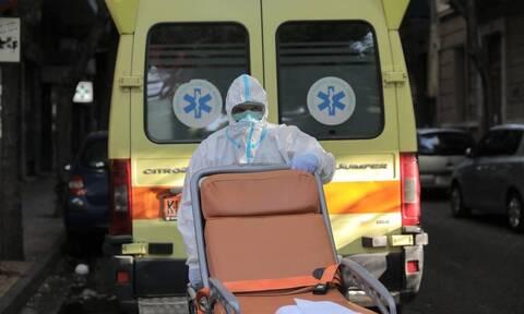 Eight cases of coronavirus at care home for elderly in Karditsa